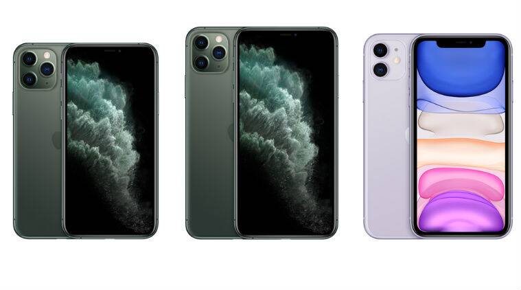 Apple Iphone 11 India Prices Compared To Iphone Xr Iphone