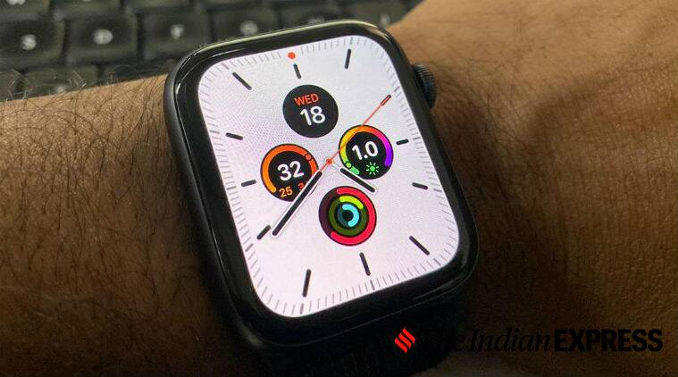 Apple Watch Series 5 Edition In Titanium