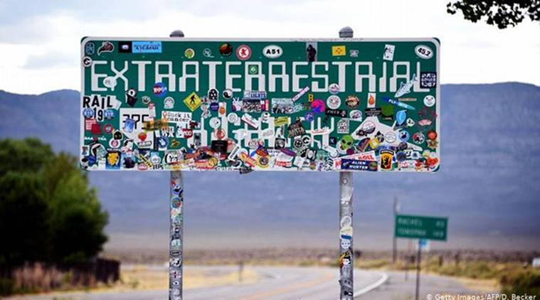 Area 51: Why does a military compound in the desert attract millions from all over the world?
