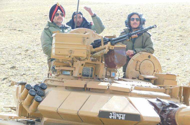Army conducts exercise in high altitude area of eastern Ladakh