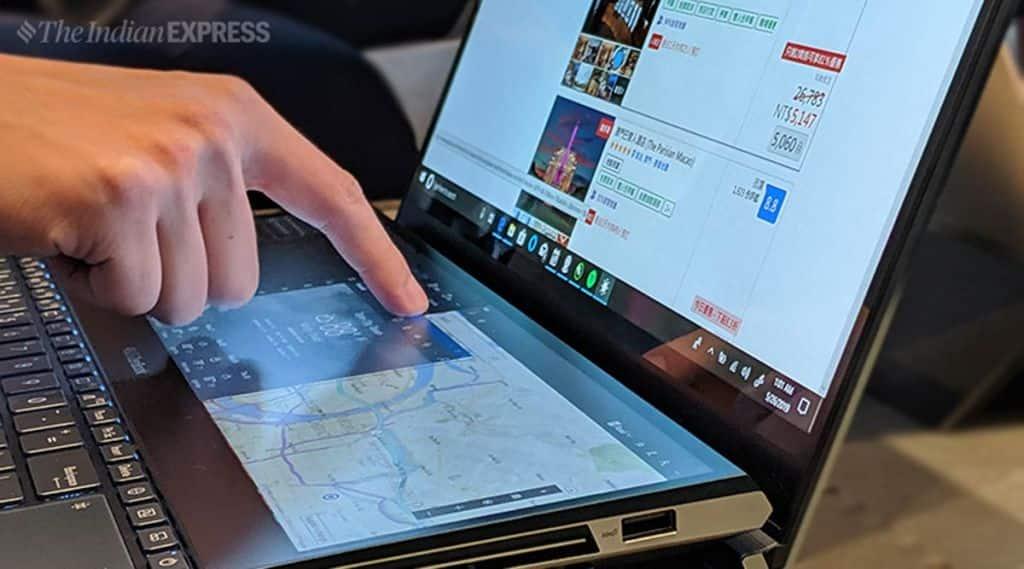 Asus ZenBook Pro Duo, ZenBook Pro Duo price in India, Asus ZenBook Duo, ZenBook Pro Duo price in India, ZenBook Pro Du dual screen laptops, dual screen laptops in India