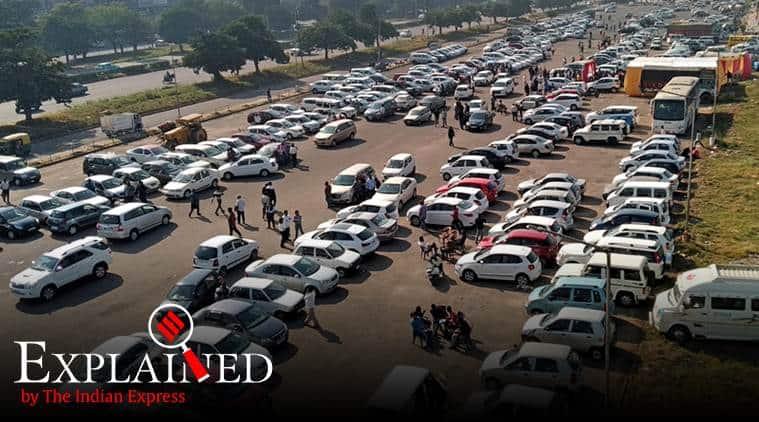 Automobile slowdown, auto slowdown, automobile sector, consumption fall in auto sales, economic slowdown in india, automobile sale in august, indian express explained