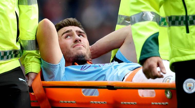 Aymeric Laporte injury, Aymeric Laporte knee surgery, Aymeric Laporte Manchester City, English Premier League 2019, football news