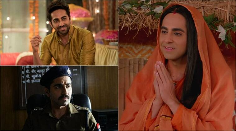 Five things we often see in Ayushmann Khurrana movies