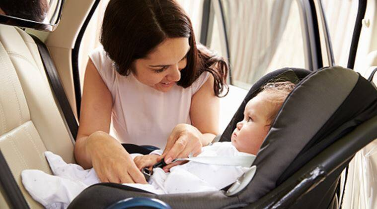 car safety tips for baby
