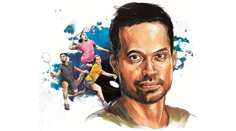 Last year was a disaster because we had random coaches travelling, says Pullela Gopichand - The Indian Express