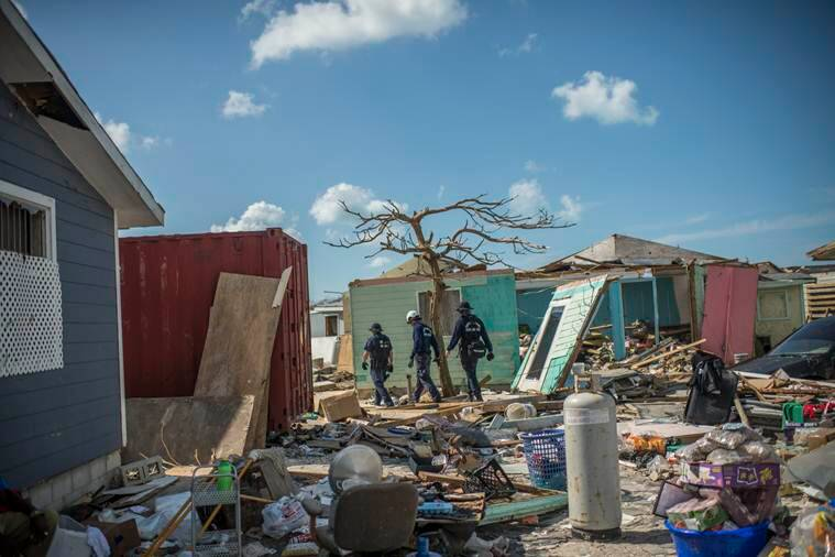 In Bahamas, Battered Residents Ask: Where Is Our Government?