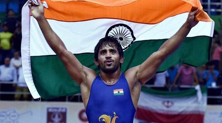 Bajrang Punia wrestling to be made national sports, Bajrang Punia wrestling made national sports, wrestling national sports Bajrang Punia, Bajrang Punia, wrestling news, india wrestling, sports news, indian express