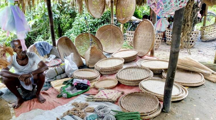 World Bamboo Day, World Bamboo Day 2019, bamboo products, bamboo artists, indian express