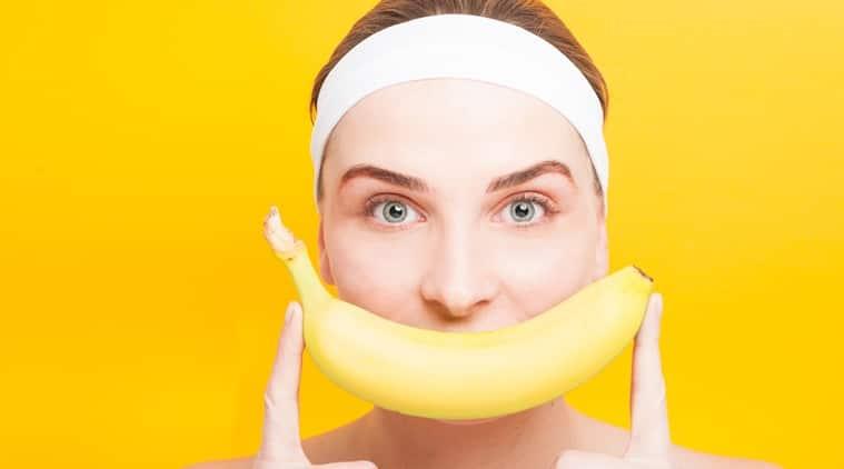 banana, banana face mask, benefits of banana, banana face mask, indian express, indian express news