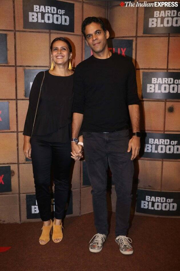 bard of blood premiere in mumbai