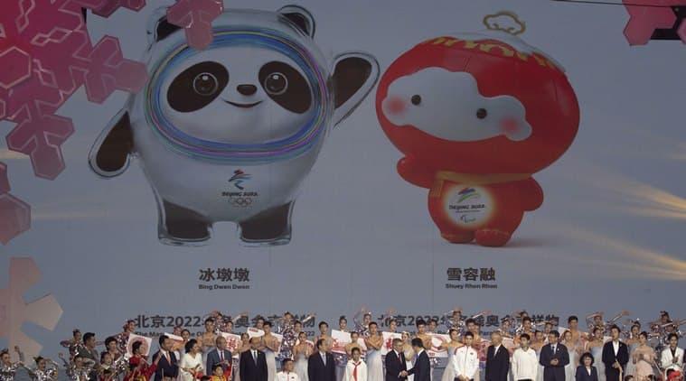 Bing Dwen Dwen, Shuey Rhon Rhon revealed as 2022 Beijing mascots