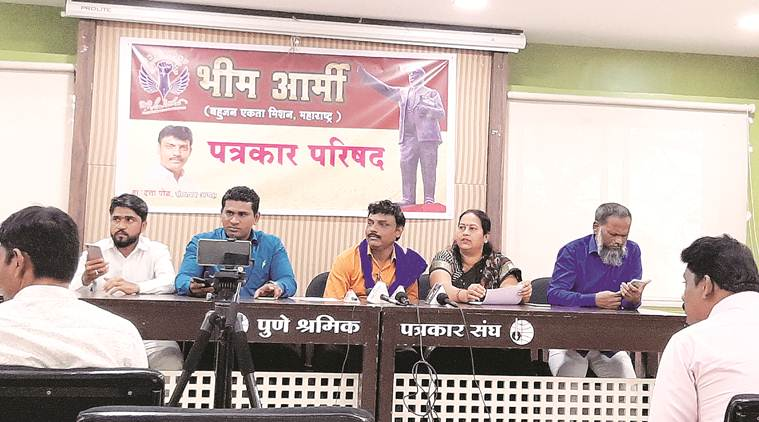 Pune: Bhim Army to launch 'Save Reservation, Save Constitution' movement