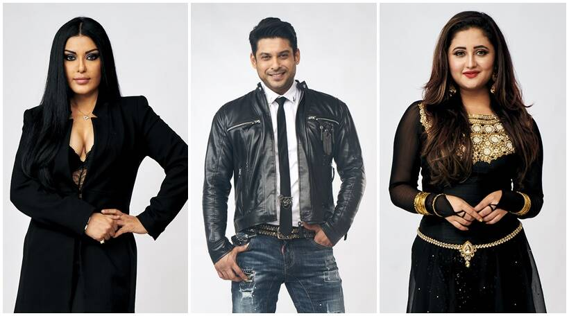 Bigg Boss 13 Meet The Contestants Entertainment Gallery