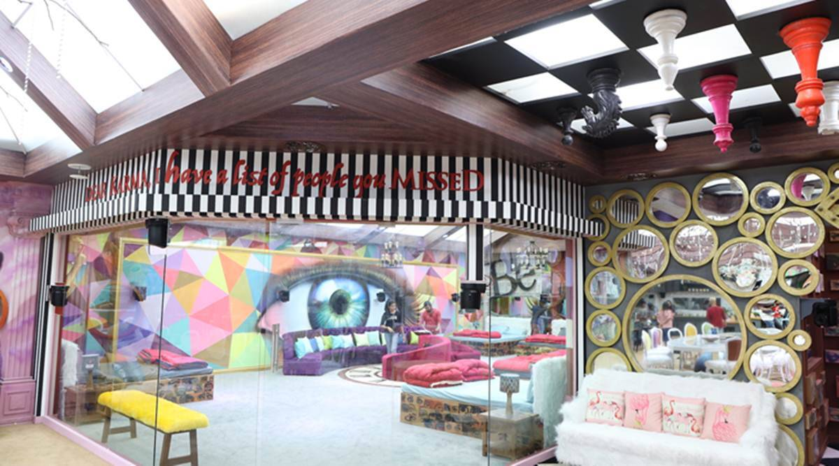Inside The Bigg Boss 13 House Entertainment News The Indian Express