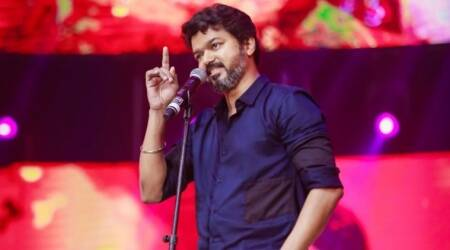 Bigil audio launch Actor Vijay