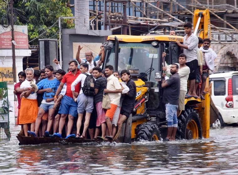 Monsoon season officially ends, India records highest rainfall since 1994