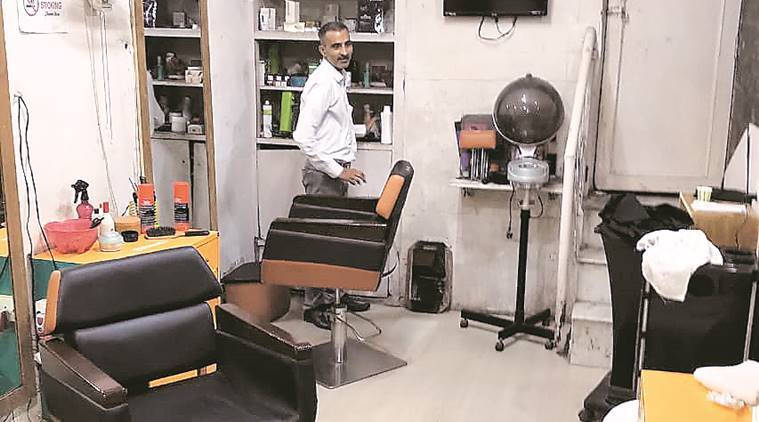 Delhi: 'Saw people with hair dyed grey, thought it's for play'