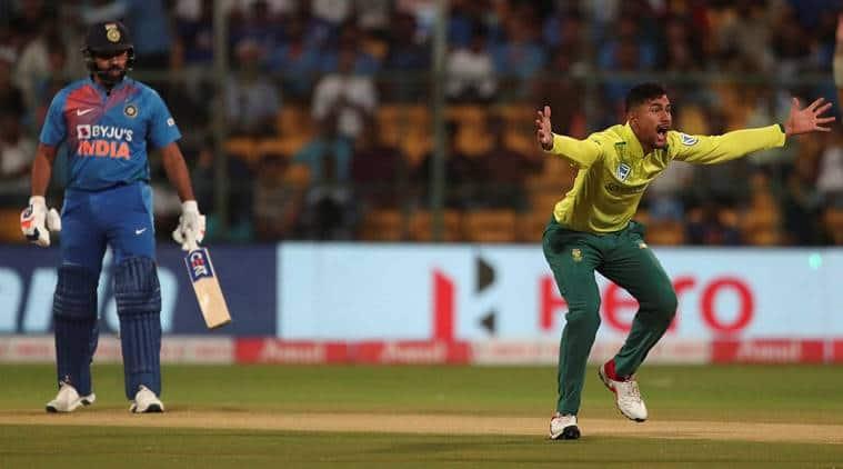 Bjorn Fortuin trolls commentator Murali Kartik with performance, outsmarts  Rishabh Pant, Shreyas Iyer | Sports News,The Indian Express