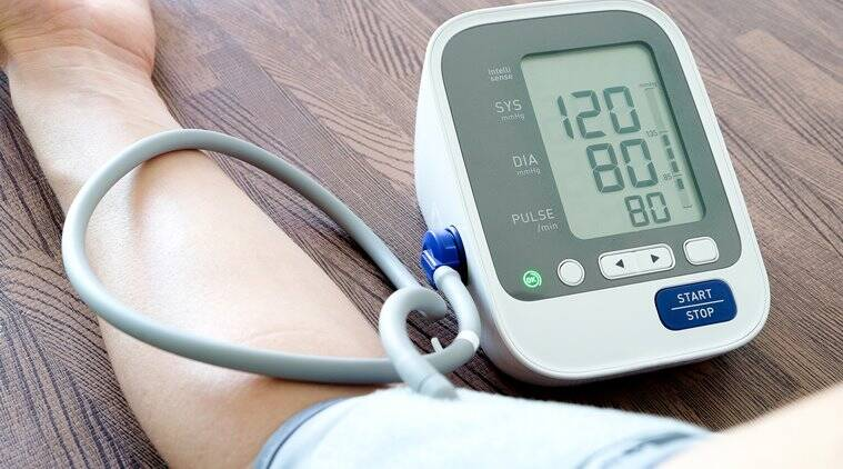 blood pressure, high blood pressure, high blood pressure cognitive decline, indian express