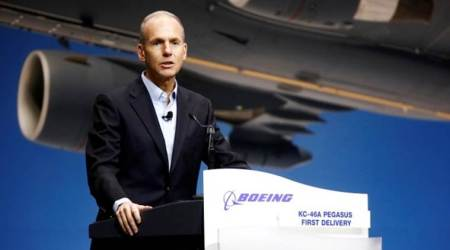 Boeing CEO accused of telling 'half-truths' in 737 MAX hearing