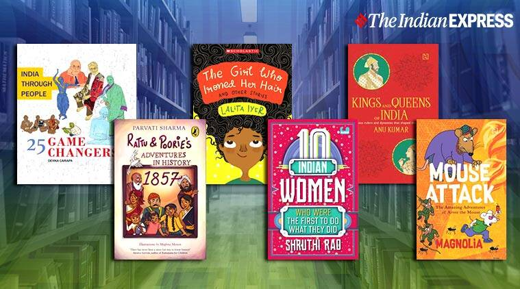 New children's books by Indian authors released in August 2019
