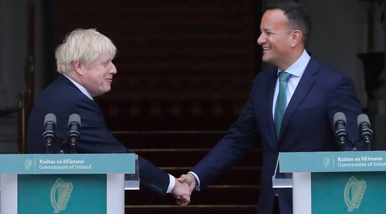 As Boris Johnson pursues Brexit, all eyes are on Northern Ireland