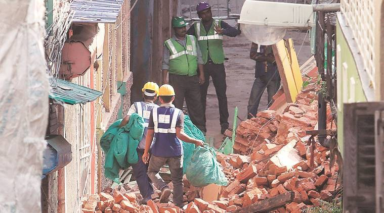 Bowbazar house collapse in Kolkata: To check fraud, families to sign undertaking for compensation