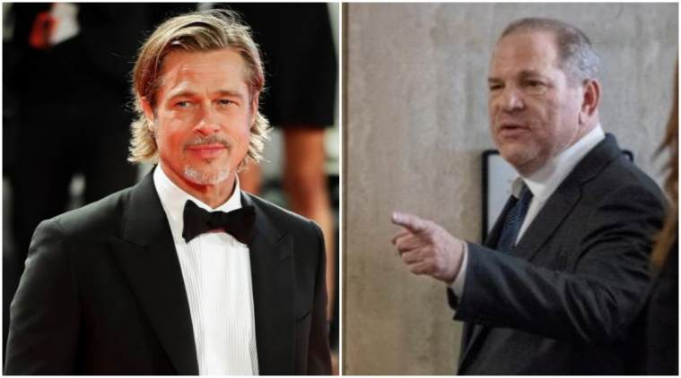 Brad Pitt Harvey Weinstein