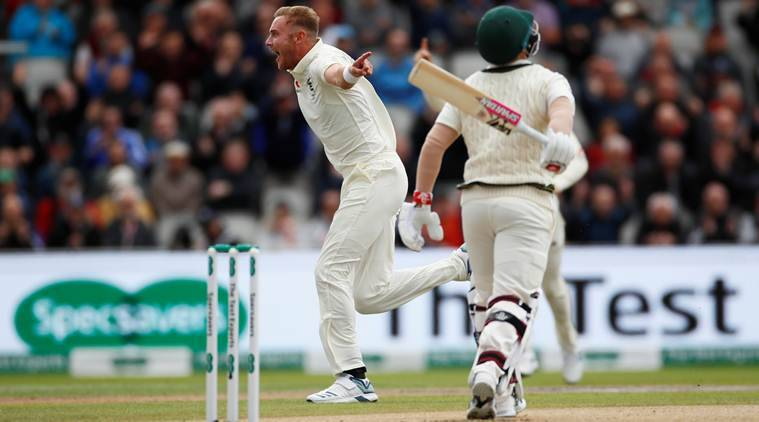 David Warner, Ricky Ponting, Stuart Broad, Broad Warner, Broad Warner dismissal, Ashes 2019, England vs Australia 4th Test, ENG vs AUS 4th Test, cricket news
