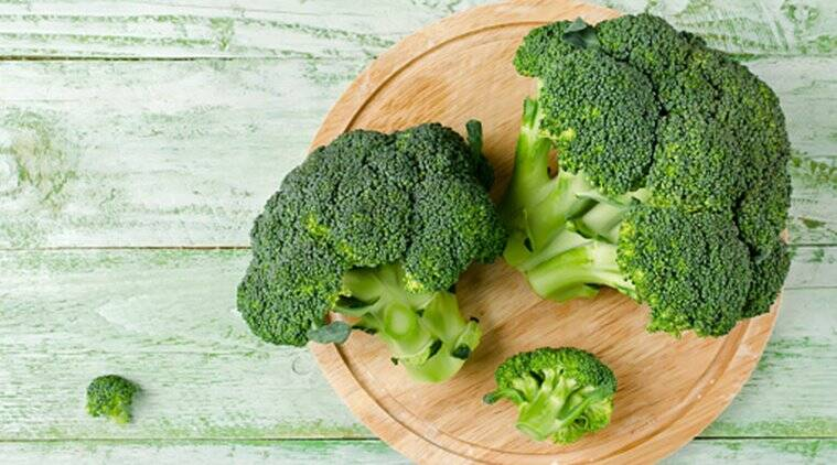 Broccoli, Broccoli consumption in monsoon, foods to avoid in monsoon, indian express