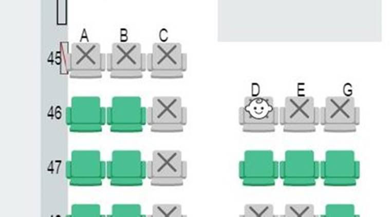 Image result for jal baby seat plan