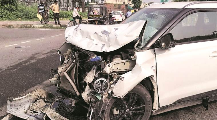 Chandigarh: Car rams into overloaded auto; 4 killed, 7 injured