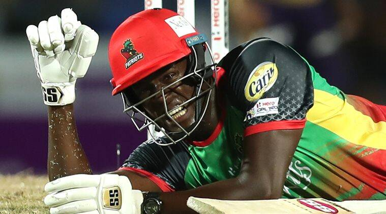 Caribbean Premier League: Carlos Brathwaite stands tall in Super Over in St Kitts vs TKR battle