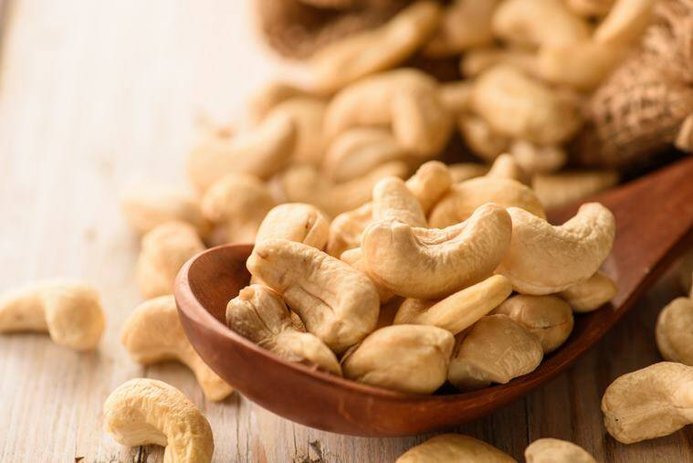cashew nut for diabetes, type 2 diabetes, what to have for diabetes, indianexpress.com, indianexpress, blood sugar levels, can diabetics have cashews, tree nuts for diabetes,