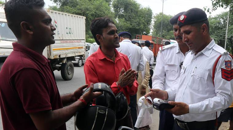 Motor Vehicles Act: States that have put brakes on hefty fines for traffic violation