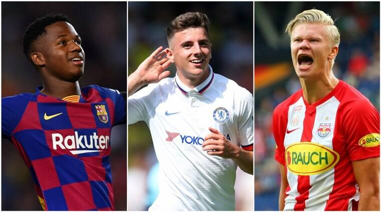 Ansu Fati to Erling Håland: The young guns to light up UEFA Champions League