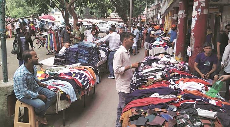chandigarh, chandigarh news, chandigarh vendors, chandigarh no vending zone, Punjab haryana hc, hc order, indian express