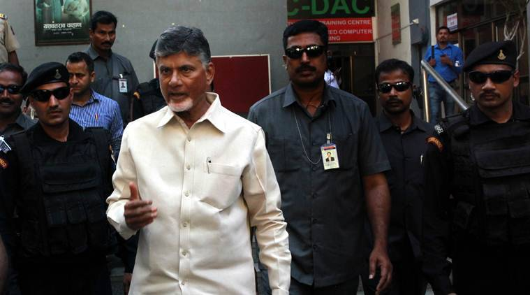 Guntur tense as Chandrababu Naidu calls for rally to protest YSRCP attacks on TDP workers?