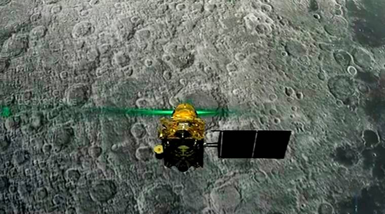 ISRO moon lander vikram, Chandrayaan-2, Chandrayaan-2 lander, Chandrayaan-2 vikram lander, isro moon mission, nasa on Chandrayaan-2, Chandrayaan 2 report, NASA chandrayaan 2 images, isro thank you message,