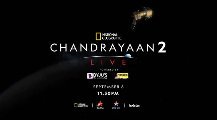Star network to broadcast Chandrayaan 2 landing