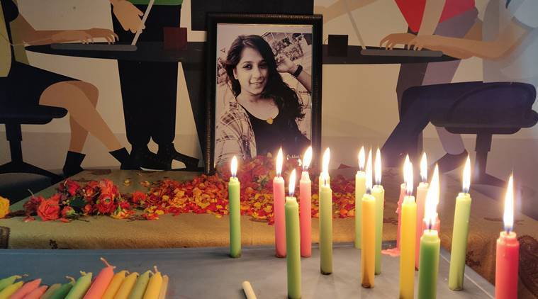 'Sorry Subhashri': Chennai holds vigil for techie killed by political poster