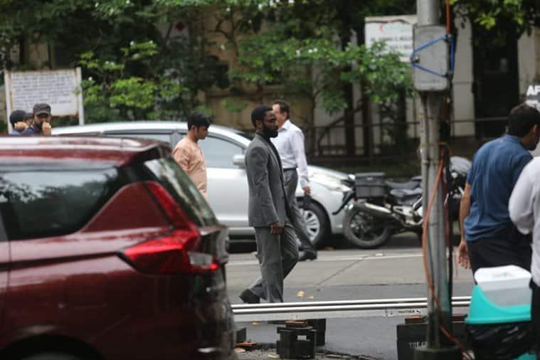 tenet shooting in mumbai