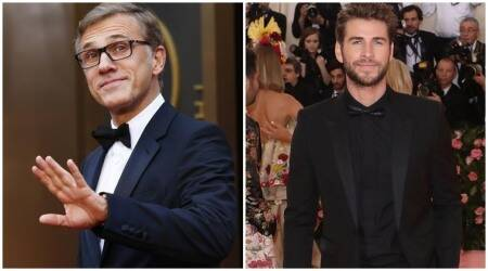 Christoph Waltz to team with Liam Hemsworth for Quibi series
