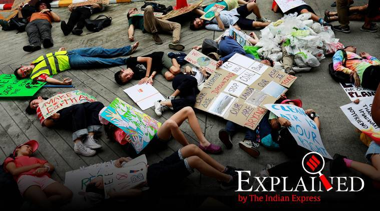 Explained: What is the Global Climate Strike movement?