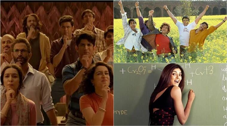 colleges in movies bollywood