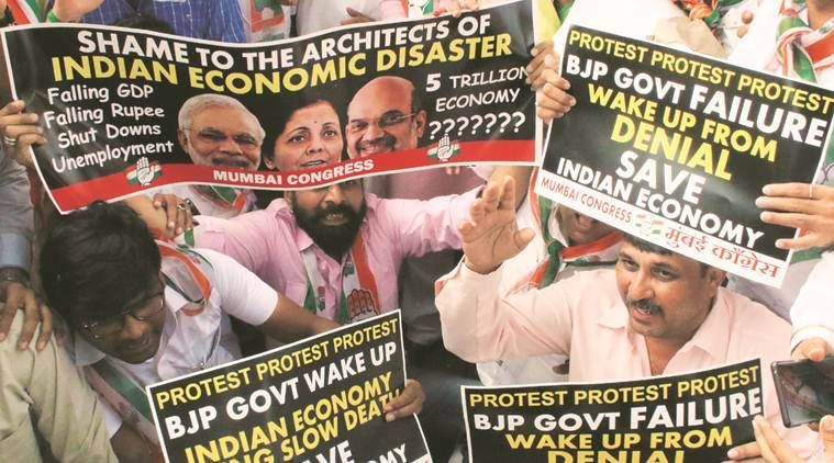 Assembly elections 2019: First big challenge since LS polls, Cong banks on economy plank