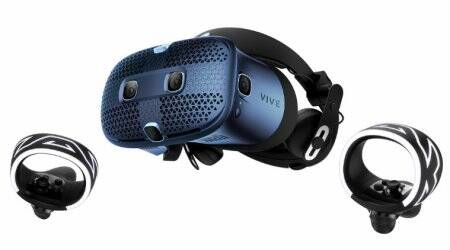 HTC Vive Cosmos, HTC, HTC Vive, HTC Vive Cosmos launched, HTC Vive Cosmos price, HTC Vive Cosmos specs, HTC Vive Cosmos features, HTC Vive Cosmos specifications
