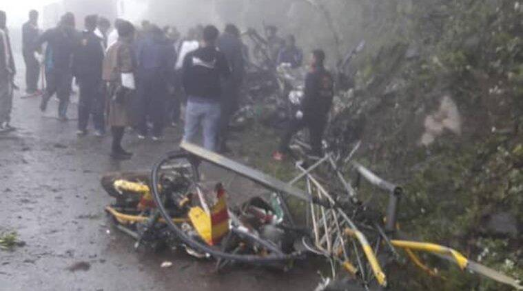 Bhutan: Two pilots killed after Indian Army chopper crashes near Yonphula airport