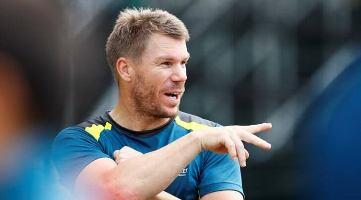 David warner on saliva, ball shining with saliva, cricket debates, David Warner interviews, ball shining post Covid19
